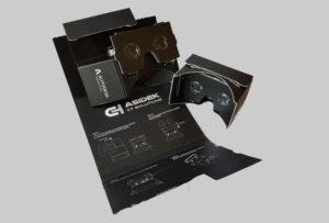 cardboard personalizzati v1 automontante