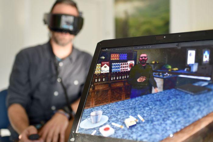 realtà virtuale e psichiatria / psicologia
