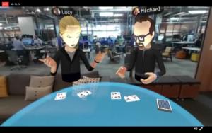 Facebook goes VR 3 Augmenta