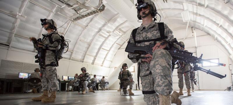 addestramento militare in realtà virtuale 4 Augmenta