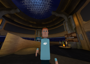 Social VR 1 Augmenta