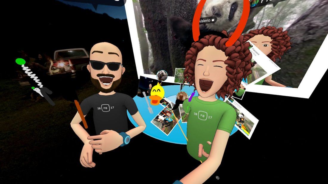 Social VR 5 Augmenta
