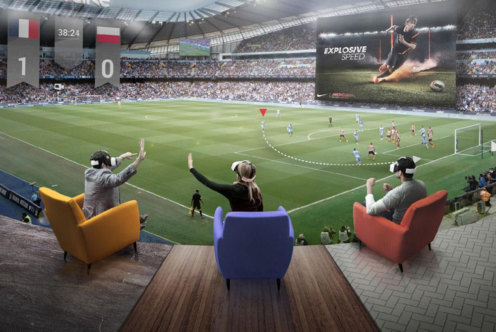 sport e realtà virtuale