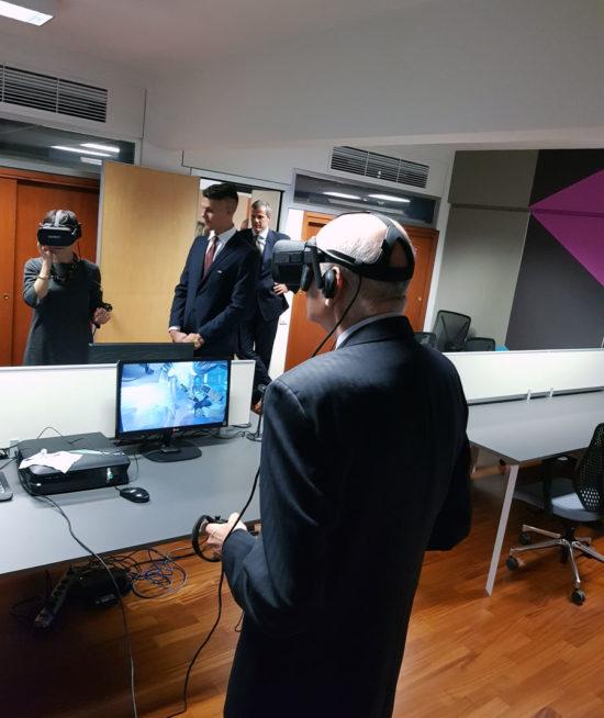 Evento Consulthink @ Roma – Noleggio Oculus Rift
