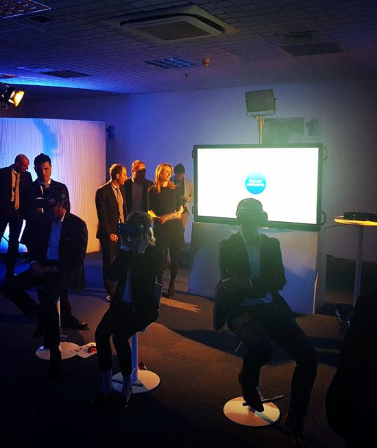 Applicazione VR Experience – Janssen Cilag Italia – Sviluppo App VR e Noleggio Samsung Gear