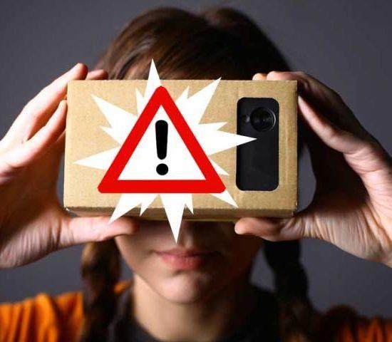 Panoramica rischi VR 1 Augmenta