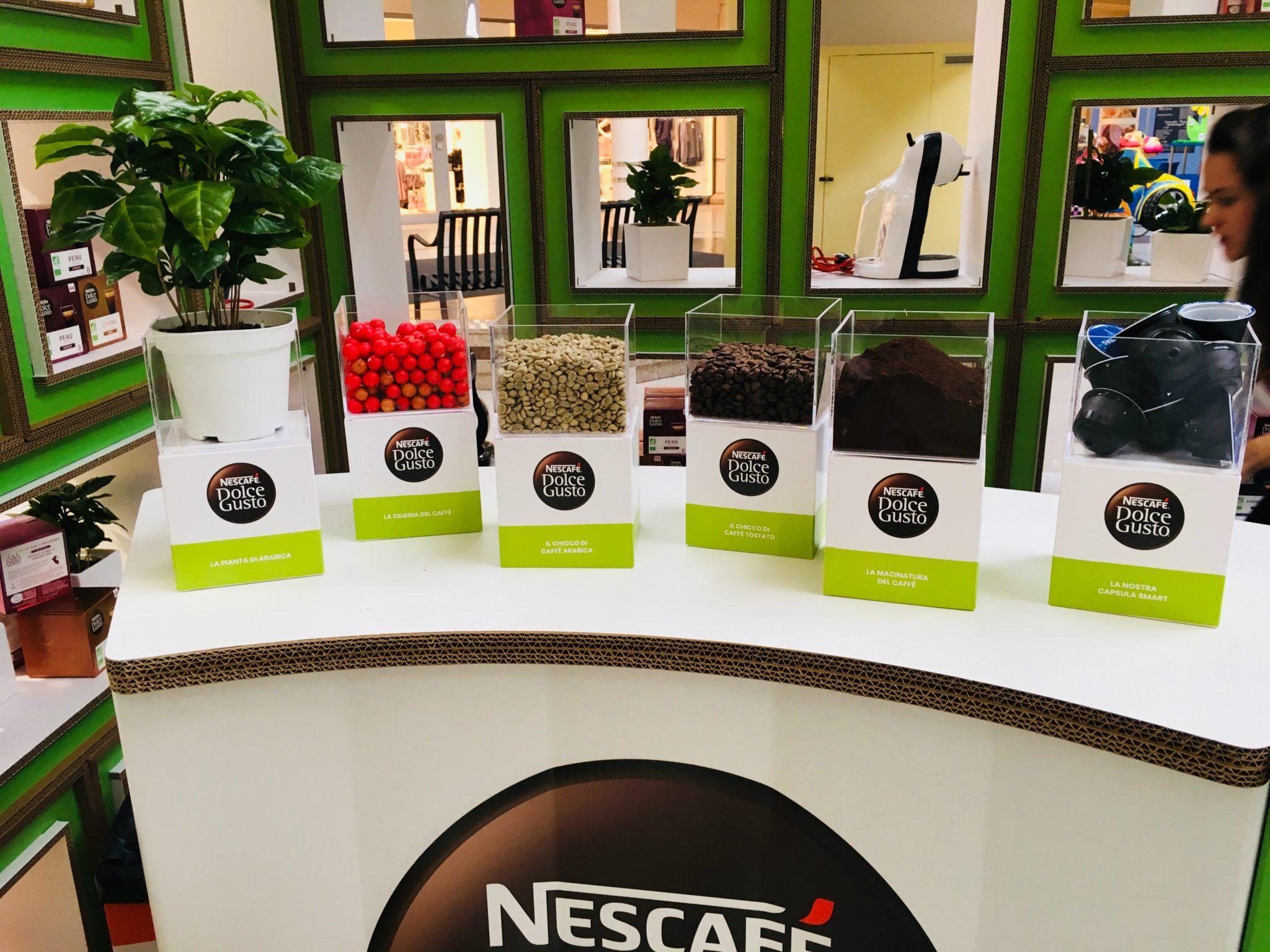 Nescafè Augmented Reality Chromakey App - foto personalizzate 14