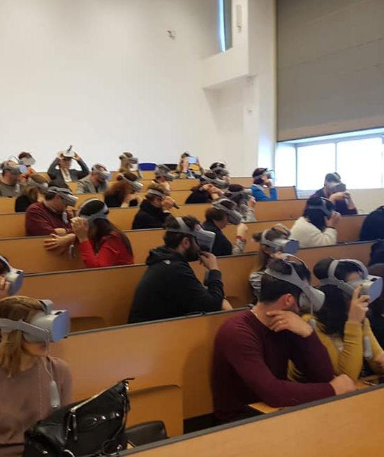 Live streaming 360° su Oculus GO per StudioVisio & AB Congress @ Ospedale Gemelli Roma – Supporto Tecnico e Software