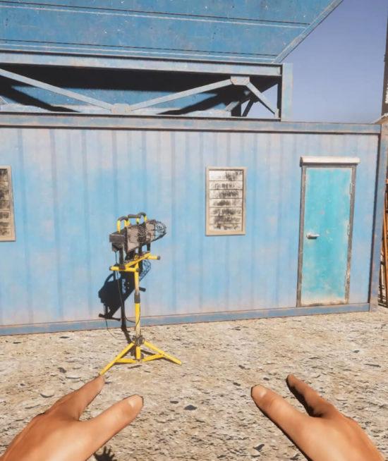 VR in cantiere per grandi costruzioni – Formazione e Training VR