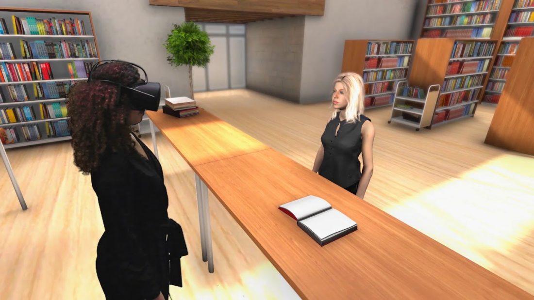 Soft skills in VR 1